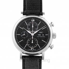 IWC Portofino Chronograph Mens Watch