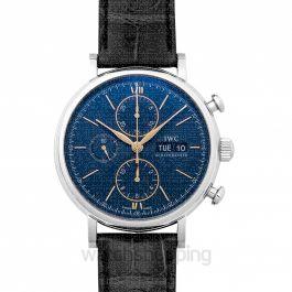 IWC Portofino Chronograph Watch 42MM
