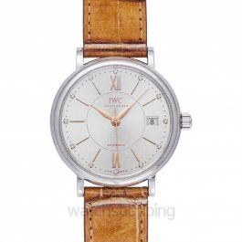 Portofino Automatic 37 Automatic Silver Dial Men's Watch