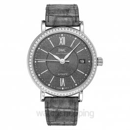 Portofino Automatic 37 Automatic Grey Dial Men's Watch