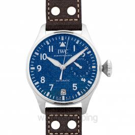Big Pilot Le Petit Prince Automatic Blue Dial Men's Watch/46.2mm