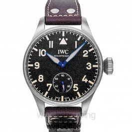 Pilot's Watches Manual-winding Black Dial Men's Watch