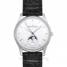 Master Automatic Silver Dial Men's Watch