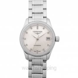 The Longines Master Collection Automatic Diamonds Ladies Watch