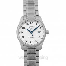 Master Collection Automatic Silver Dial Ladies Watch