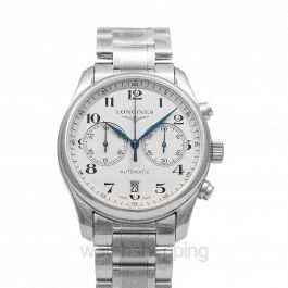 Master Collection Automatic Silver Dial Men's Watch