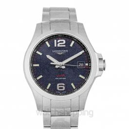 Longines Conquest Quartz Men's Watch