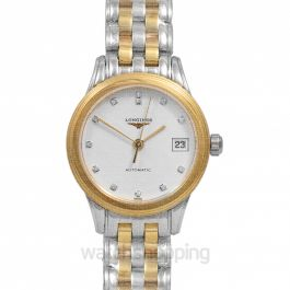 Flagship Automatic Diamonds Ladies Watch