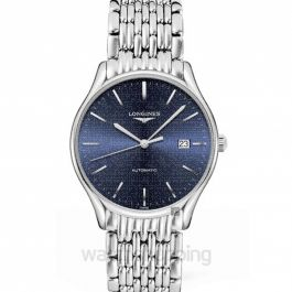 Lyre Automatic Blue Dial Men's Watch