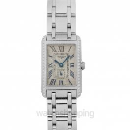 DolceVita Quartz Silver Dial Ladies Watch