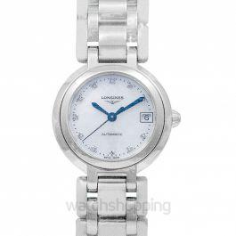 Longines PrimaLuna Automatic Diamonds Ladies Watch