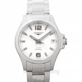 Longines Conquest V.H.P. 36mm Ladies Watch