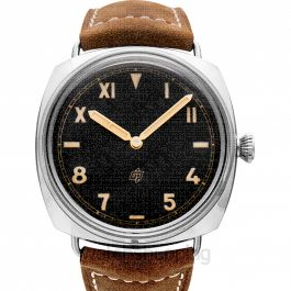 Radiomir California Manual-winding Black Dial 47 mm Men's Watch