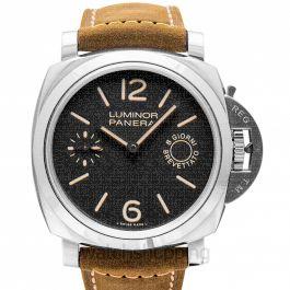 Luminor 8 Days Manual-winding Black Dial 44 mm Men's Watch