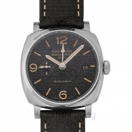 Radiomir 1940 Automatic Black Dial 45 mm Men's Watch