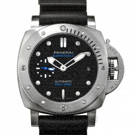 Submersible Automatic Black Dial 42 mm Men's Watch