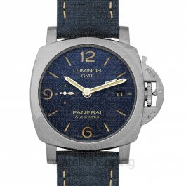 Luminor 1950 Automatic Blue Dial 44 mm Men's Watch