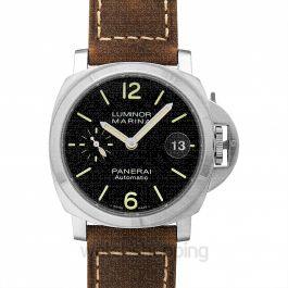 Luminor Marina Automatic Black Dial 40 mm Men's Watch