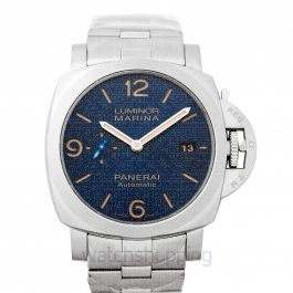 Luminor Marina 44 mm Automatic Blue Dial Men's Watch
