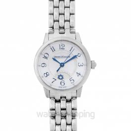 Rendez-Vous Night & Day Small Automatic White Dial Ladies Watch