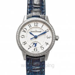 Rendez-Vous Night & Day Small Automatic Silver Dial Ladies Watch