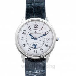 Rendez-Vous Night & Day Large Automatic Silver Dial Ladies Watch