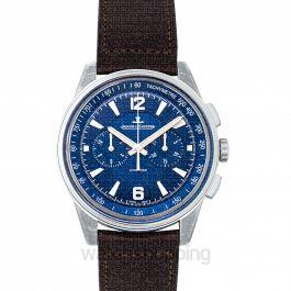 Polaris Chronograph Automatic Blue Dial Men's Watch