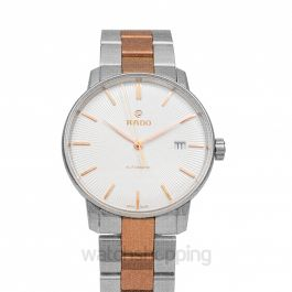 Coupole Automatic White Dial Men's Watch