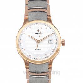 Centrix Automatic Silver Dial Men's Watch