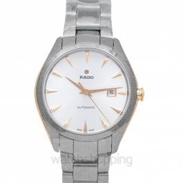 Hyperchrome Automatic Silver Dial Men's Watch