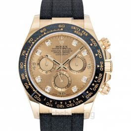 Rolex Daytona Champagne 18k Yellow Gold 40mm