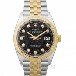 Rolex Datejust 126233G Black