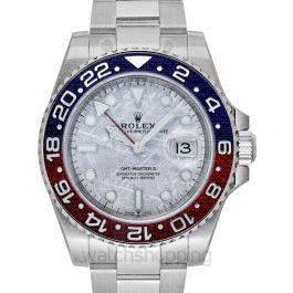 Rolex GMT Master II 126719BLRO-0002