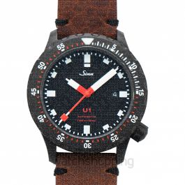 SINN Diving Watches 1010.020-Leather-CIVS-Brown-DSB