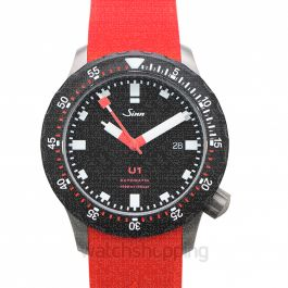 SINN Diving Watches 1010.050-Silicone-LFC-Red