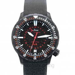 SINN Diving Watches 1020.020-Silicone-BLK-LFC