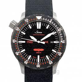 SINN Diving Watches 403.051-Silicone-Blk-FCWSLQA