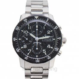 SINN Instrument Chronographs 103.035-Solid-2LSS