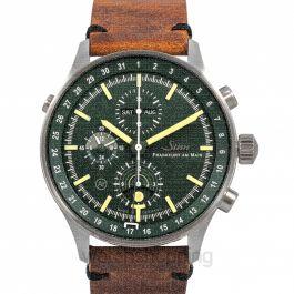 SINN Instrument Chronographs 3006.011-Leather-CIVS0-Brw-DSB