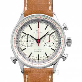 SINN Instrument Chronographs 910.010-Leather-BN