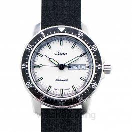 SINN Instrument Watches 104.012-Silicone-Blk