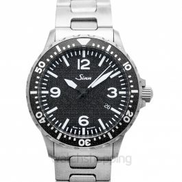 SINN Instrument Watches 857.012-Solid-2LSS