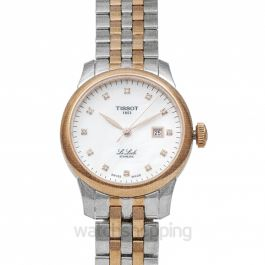 T-Classic Automatic Mother of pearl Dial Women's Watch