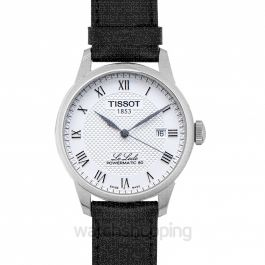 T-Classic Automatic Silver Dial Men's Watch
