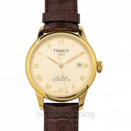 Tissot Heritage Automatic Ivory Dial Men's Watch