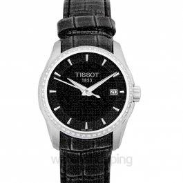 T-Trend Quartz Black Dial Women's Watch