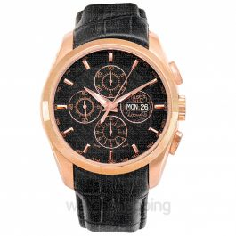 T-Classic Automatic Black Dial Men's Watch