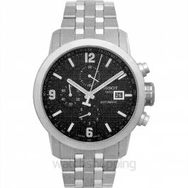 T-Sport Automatic Black Dial Men's Watch