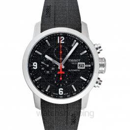 T-Sport Automatic Black Dial Men's Watch