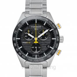 T-Sport PRS 516 Chronograph Quartz Black Dial Men's Watch